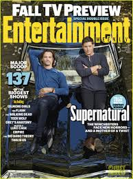 winchester brothers magazine covers pinterest seasons