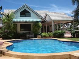 home with pool how to keep your pool clean without chlorine