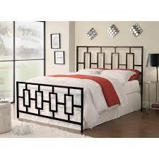 amazon com home source industries 13130 queen metal bed frame