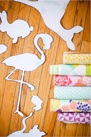 diy giant animal wall stickers with free printables this what you do