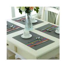 Cheap Placemats Brown Find Placemats Brown Deals On Line At - Dining room table placemats