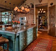 Southern Kitchen Design Tuscan Kitchen I Want This Concept Flow Into The Living Room Is