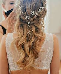 no fuss wedding day hairstyles best 25 casual wedding hair ideas on pinterest casual wedding