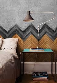 bedroom chevron walls in bedroom modern new 2017 design ideas