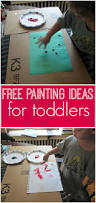 free painting ideas for toddlers