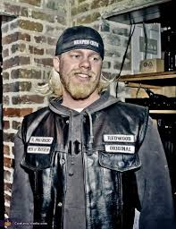 jax hair jax teller cosplay halloween long hair ideas sons of anarchy