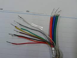vintage electronics component color code wiring diagram components