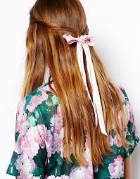 hair ribbons asos asos pack of 2 hair ribbons