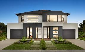 house duplex stylish modern duplex house design exterior pinterest home plans