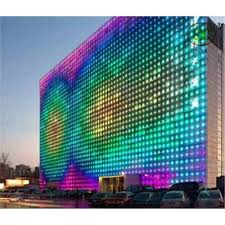 colour led advertisment display manufacturer from pune