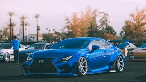 lexus rc f app sometimes i go to car shows lexus rc f coupe stance