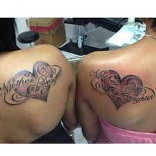 mother daughter tattoos inked magazine