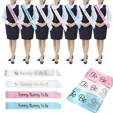 personalized sashes personalized sash home garden ebay