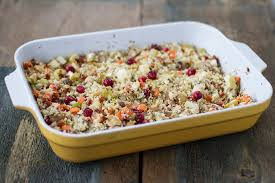 healthy thanksgiving stuffing apple cranberry holiday stuffing autoimmune wellness