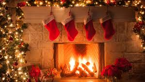 the history of yule logs stockings u0026 other christmas symbols