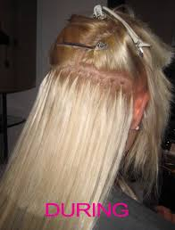 How Long Do Micro Link Hair Extensions Last by Micro Ring Hair Extensions How Long Do They Last U2013 Triple Weft