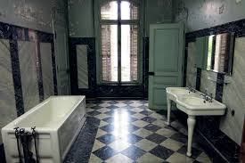 the bathroom abandoned france and abandoned mansions
