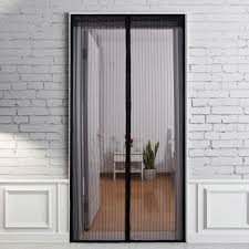 Magic Mesh Curtain New Magic Curtain Door Mesh Magnetic Fastening Hands Free Insect