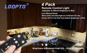 lights kitchen cabinets battery operated ldopto battery operated lights 4 pack with remote cabinet led lighting kitchen lights battery powered lights counter light