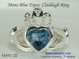 mens claddagh ring men s claddagh ring choosing the gemstone for a claddagh men s ring