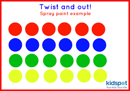 twister outdoor games family games
