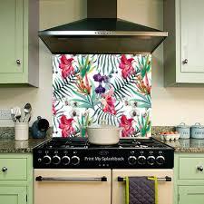 kitchen decorating rose gold kitchen accessories tile floral