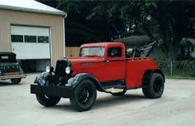 dodge tow truck 1933 dodge tow truck lavine restorations