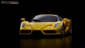 police ferrari enzo mzg201y ferrari enzo yellow giallo modena autoscale studio