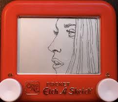 illustrator creates complicated u0027etch a sketch u0027 art designtaxi com