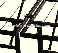 foldable platform bed foldable bed base platform bed frame and box spring in one no