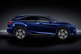 lexus suv new model 2015 lexus rx the fourth generation lands at 2015 new york auto show