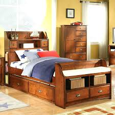 bookcase bookcase remarkable twin storage bed with headboard