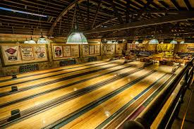 a forgotten bowling alley u0027s steampunk revival is a perfect strike