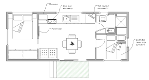 Cabin Floorplan 16x40 Lofted Cabin Floor Plans 16x40 Floor Plans Windows Full Bath