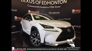 lexus nx 2016 horsepower 2016 ultra white lexus nx 200t awd f sport series 1 west