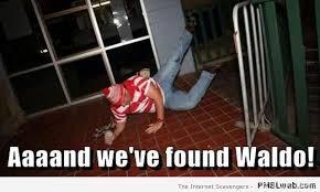 Waldo Meme - we ve found waldo meme pmslweb