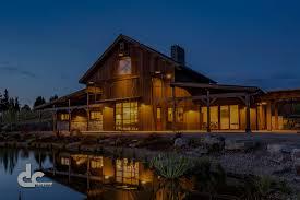 canada custom barn designs dc builders