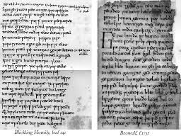 introduction to the old english poem called beowulf