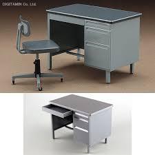 Plastic Office Desk Digitamin Rakuten Global Market Hasegawa Fa03 1 12 Office