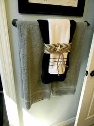 charming bathroom towel design ideas with decorative bath towels