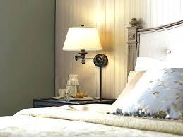 bedside l ideas bedside wall sconce fascinating bedroom wall sconces ceiling l