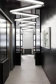 unique lighting idea in black ocean headquarters lighting design moderndesign ironageoffice