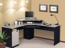 Glass Computer Corner Desk Regency Seating Glass Computer Corner Desk Black Walmart With