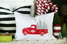 Decorative Christmas Pillows Throws by Diy Christmas Pillow Tutorials