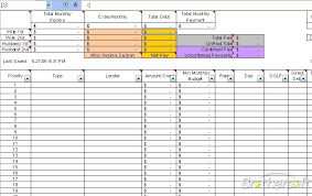 Budget Calculator Spreadsheet by Monthly Expense Calculator Words Of Williams Budgeting Sheet 1 10