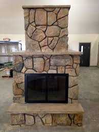 Cost Of Stone Fireplace by New Fireplace Options Thoms Bros