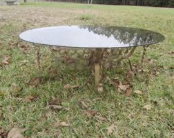 Metal Top Coffee Table Metal Coffee Table Etsy