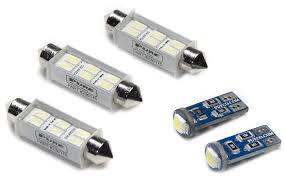 putco 980279 premium led dome light kit for ford