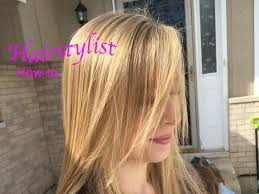 highlighting fine hair how to do babylights hair tutorial natural looking highlights