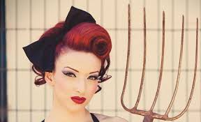 www hairstyle pin pin up updo swirl hair tutorial youtube